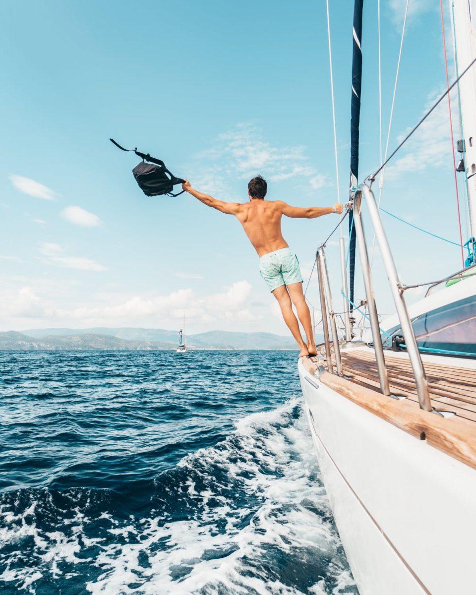 location d'un voilier avec skipper en Sicile
